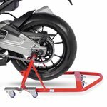 Dolly Rear Paddock Stand ConStands Mover I Universal red Pic:4