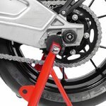 Dolly Rear Paddock Stand ConStands Mover I Universal red Pic:6