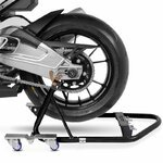 Dolly Rear Paddock Stand ConStands Mover I Universal black Pic:3