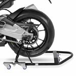 Dolly Rear Paddock Stand ConStands Mover I Universal black Pic:4