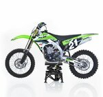 ConStands Hydraulik Hebebühne Moto Cross Lift XL schwarz Pic:3