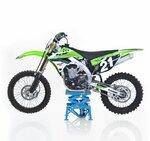 Hydraulik Hubständer ConStands Moto Cross XL Blau Pic:2