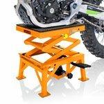 Hydraulik Hubständer ConStands Moto Cross XL Orange Pic:3