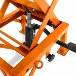 Hydraulik Hubständer ConStands Moto Cross XL Orange Pic:6