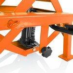 Hydraulik Hubständer ConStands Moto Cross XL Orange Pic:7