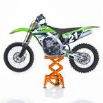 Hydraulik Hubständer ConStands Moto Cross XL Orange Pic:1