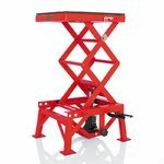 Hydraulic Scissor Lift Dolly ConStands Moto Cross XL Red Pic:4