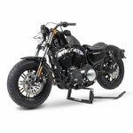 Custom Bike Raiser Stand ConStands Custom black Pic:1