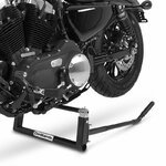Custom Bike Raiser Stand ConStands Custom black Pic:2