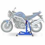 Center Paddock Stand Lift ConStands Power Suzuki SV 1000/ S 03-08 blue