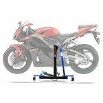 ConStands Power Evo-Zentralständer Honda CBR 600 RR 07-16 Blau Motorrad Aufbockständer Montageständer Heber