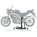 Center Paddock Stand Lift ConStands Power Evo Suzuki SV 1000/ S 03-08 grey