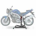 Center Paddock Stand Lift ConStands Power Suzuki SV 1000/ S 03-08 grey