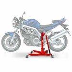 Center Paddock Stand Lift ConStands Power Suzuki SV 1000/ S 03-08 red