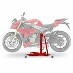 Caballete Central ConStands Power para BMW S 1000 R 17-19 rojo