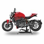 Center Paddock Stand Lift ConStands Power Ducati Monster 1200/ S 14-19 black mat Pic:1