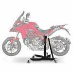 Zentralständer ConStands Power Ducati Multistrada 1260 S/ D-air 2018 schwarz matt