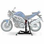 Center Paddock Stand Lift ConStands Power Suzuki SV 1000/ S 03-08 black mat