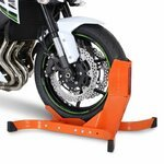 ConStands Motorcycle Paddock Stand Wheel Chock Easy Plus