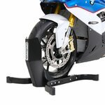 ConStands Blocca Ruota Cavalletto Moto anteriore Easy Plus