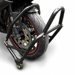 ConStands Motorcycle Paddock Stand Front Head Lift MV Agusta Brutale 1090 13-14 black matt Pic:7