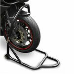 ConStands Motorcycle Paddock Stand Front Head Lift MV Agusta Brutale 1090 13-14 black matt Pic:8
