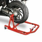 Dolly Mover Frame for Paddock Stand ConStands Single Red Pic:3