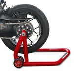 Rear Paddock Stand MV Agusta Brutale 1078 RR 2009 ConStands Single One red Pic:2