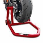 Rear Paddock Stand MV Agusta Brutale 1078 RR 2009 ConStands Single One red Pic:3