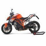 Rear Paddock Stand for KTM 1290 Super Duke/ R 14-19 ConStands Single One Black Pic:4
