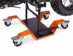 Dolly Mover for Centre Stand ConStands Mover II, max. 400 kg, orange Pic:1