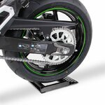 ConStands Motorcycle Wheel Roller black Pic:4