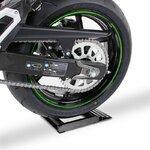 ConStands Pedana Con Rulli Per Ruota Moto Posteriore Pic:4