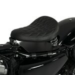 Solo Rider Spring Seat with Base Plate Craftride SG11 black