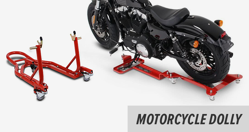 Motorcycle Dolly & Mover
