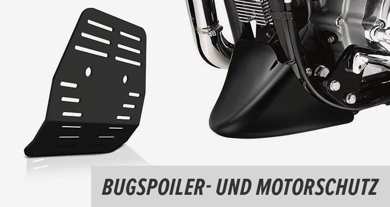 Craftride Bugspoiler