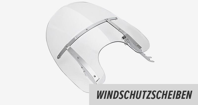Craftride Windschutzscheiben