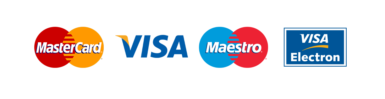 Payment method Credit card